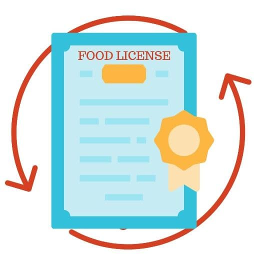 Food License Renewal